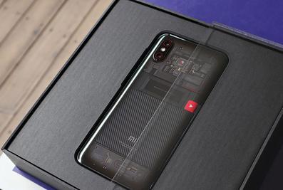小米8透明探索版开箱图集