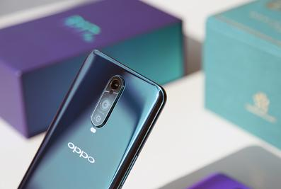 OPPO R17 Pro双色开箱