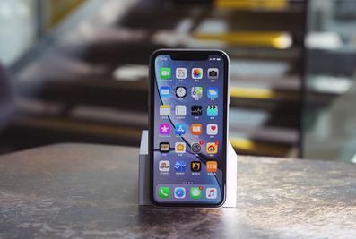 iPhone XR开箱实拍图
