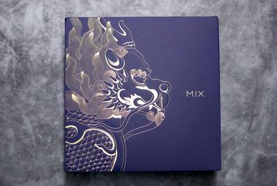 小米MIX 3故宫特别版图赏