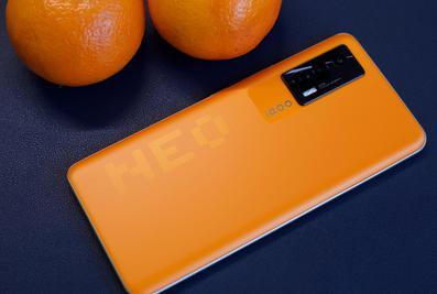 iQOO Neo5像素橙