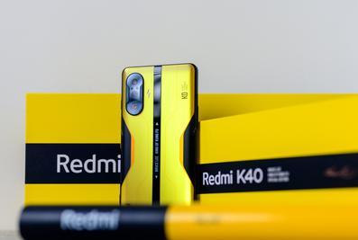 Redmi K40 游戏增强版