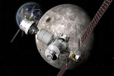 NASA考虑为月球打造迷你空间站 为火星探索奠定基础