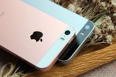 """苹果iPhone SE2外形曝光:真要换上""""刘海屏"""""""