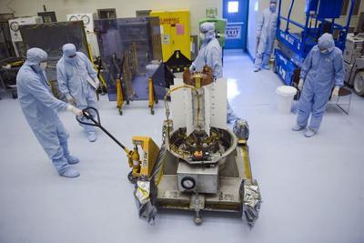 核电池燃料正恢复供应 NASA更多探测器将获得补给