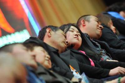 超3亿中国人有睡眠障碍 你是其中之一吗?