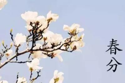 """春分为什么叫""""春分""""?春分这些有趣的习俗你知道不"""