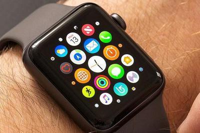 逐鹿下代屏幕 苹果生产Apple Watch尺寸microLED