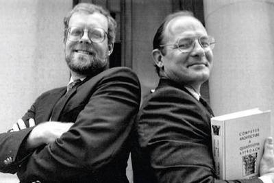 两名芯片专家获图灵奖:将平分谷歌百万美元奖金