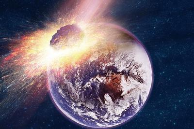 人类或将难以阻挡小行星撞击 核弹成可能选项