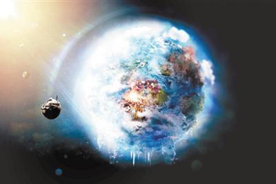 """地球将进入小冰河期 因为太阳要变""""冷美人""""?"""