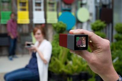 还记得几年前的光场相机吗? 它马上就是谷歌的了