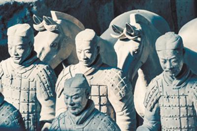 清明将至扫扫中国最神秘的帝王墓 陵墓为何坐西向东