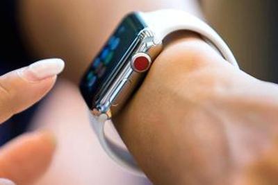 KGI:新款Apple Watch将于秋季发布 配备更大显示屏