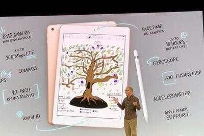 """苹果廉价iPad""""一切为了孩子"""":销量要从娃娃抓起"""