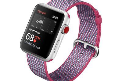 苹果又被起诉了:涉及Apple Watch心率传感器专利