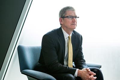 专访库克:企业应负起保护隐私的责任 用户需更警惕