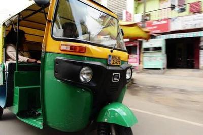 印度版滴滴Ola拟一年内部署1万辆电动三轮车