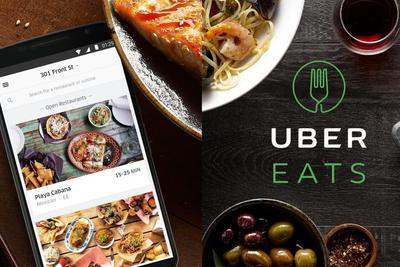 配送超时不送餐?澳大利亚将对Uber Eats进行调查