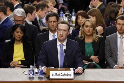 Facebook拒绝出席本周四众议院听证会