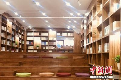 开网店、布局线下 实体书店融合发展渐成趋势?