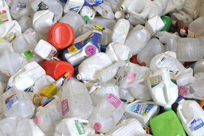可以无限循环使用的塑料诞生了 可制造高价值产品