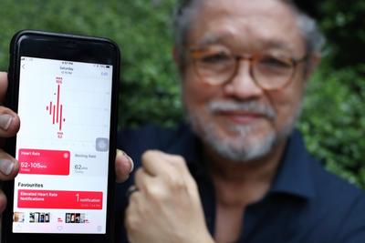 Apple Watch心率监测功能再起作用 76岁香港居民获救