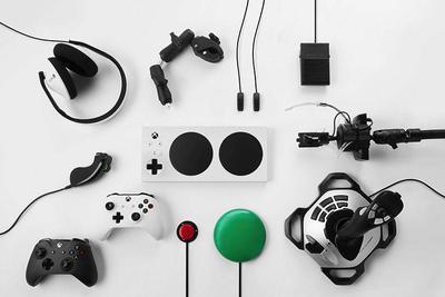 微软推出全新Xbox手柄:专为残障人士设计