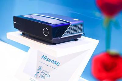 海信发布激光电视新品:最低价格突破2万元