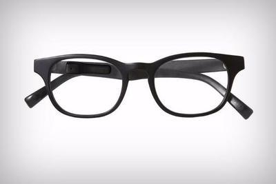 这可能是今年最无聊的设计:眼镜追踪器