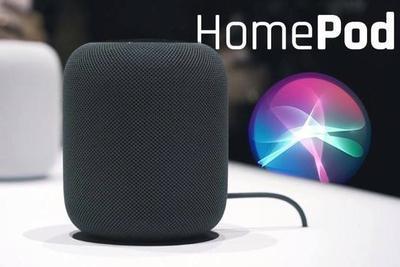 一季度苹果预计卖出了60万台HomePod 市场份额仅6%