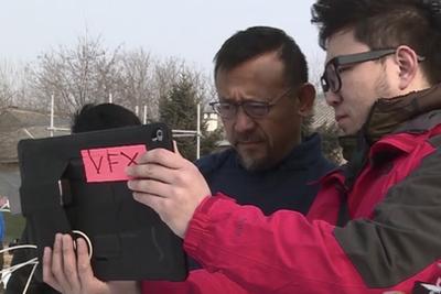 姜文新片《邪不压正》的拍摄背后:iPad Pro参与其中