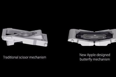 苹果迎来第二轮集体诉讼:因蝶式键盘无响应故障