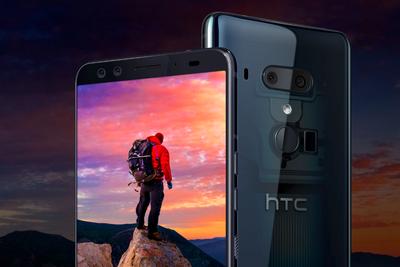 HTC U12+官网正式发布 没想到拍照能赢过华为P20