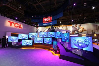 TCL投427亿元上马第二条11代线 布局大尺寸OLED面板