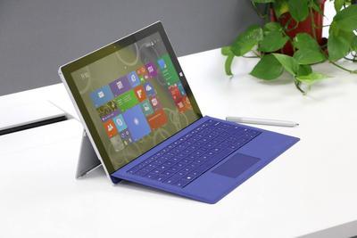 国行4G版Surface Pro体验:插上手机卡就能上网