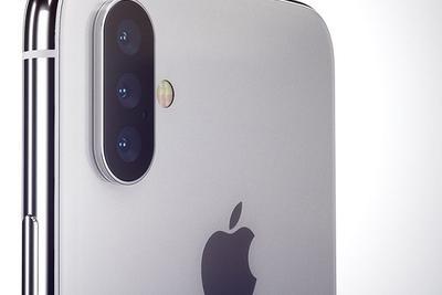 2019款iPhone或引入后置三摄 支持3D感知与增强光变