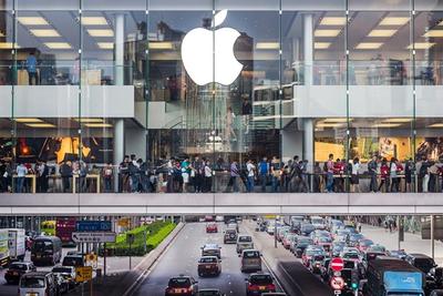 18岁男子冲进苹果零售店抢东西:竟然是因为它