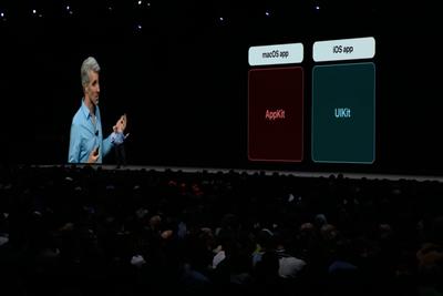 WWDC2018:iOS会和macOS合并么?暂时的答案是不会