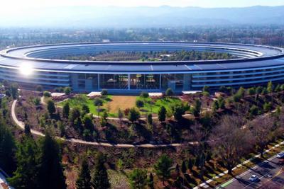 库克:苹果新总部全部员工都配备可站立办公桌