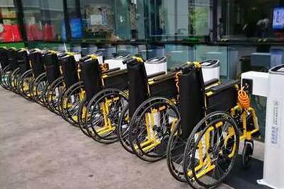 共享轮椅也来了!这家公司说不靠租金盈利