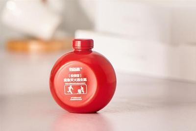 小米众筹上架应急灭火逃生瓶:可应对多类火灾