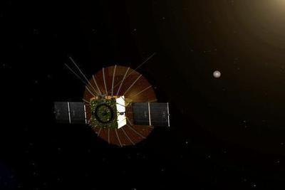 中国成功发射一新型卫星 对接嫦娥四号探测月球背面