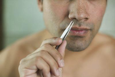 鼻毛修剪之后就会疯长 鼻毛的智商有那么高吗?
