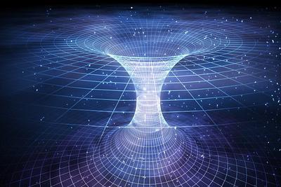 新研究称引力波探测器或许真能揭示虫洞的存在