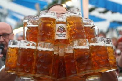 每周饮酒一到三杯 早死或患癌风险最低