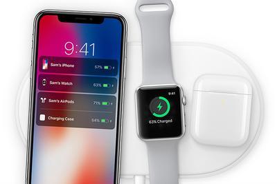 彭博社:苹果今年9月开售AirPower无线充电座