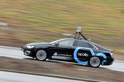 无人车新型技术路线探索:打造车路协同平台