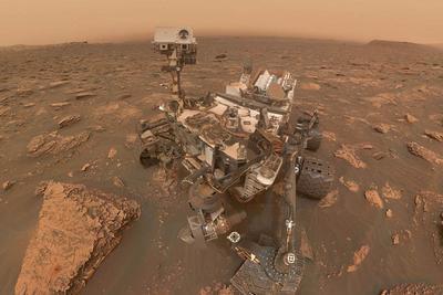 火星沙尘暴声势浩大逼近好奇号 机遇号依然失联