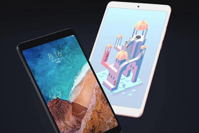 小米平板4发布:人脸识别和4G模块加入 1099元起售